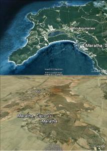 Maratha Grecia