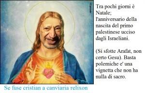 Arafat Cristo