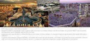 Roma Jeruxalem Mecca