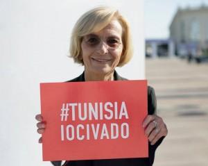 Bonino en Tunixia