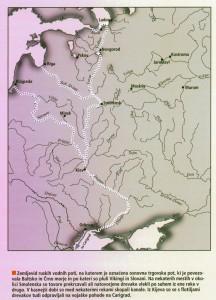 Copia di Europa Slava Orientale fiumi