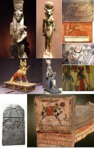 Horus e Hapis