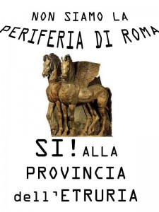 No semo la periferia de Roma