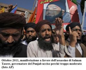 Pakistan contro li apostati