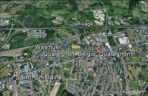Quaregnon, Belgio