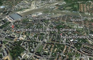 Querstraße, Lipsia, Germania