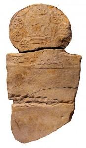 Stele Marano (tomba 7)