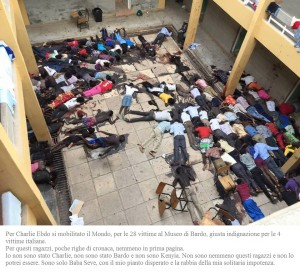 Xovani masacrà en Kenia