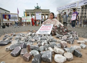 blog -activiste-contre lapidation-Sakineh-Mohammadi-Ashtiani-Allemagne