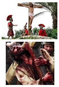 cristo croxe e romani