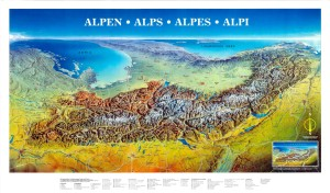 europa alpina oro