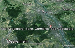 Bad Godesberg, Bonn, Germania