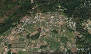 Fozara, Provincia di Pontevedra, Spagna
