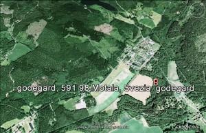 Godegård, Svezia