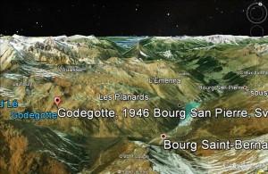 Godegotte, Bourg San Pierre, Svizzera