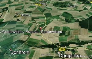 Godenvillers, Francia