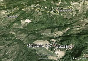Guzzano Bologna