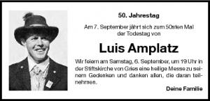 Luis Amplatz