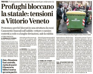 Profughi a Vitorio Veneto