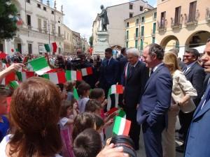 Putini vixentini con tricolor