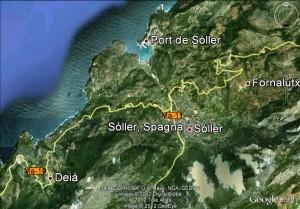 Soller spagna