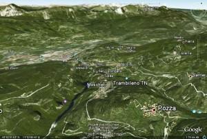 Trambileno Trento