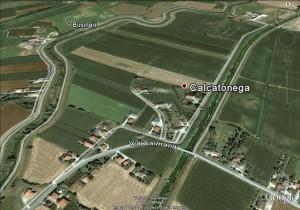 Via Calmana e Calcatonega Pava