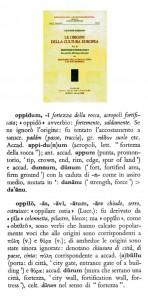 oppidum