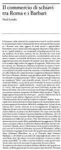Sciavi tra Roma e i Barbari 1