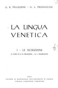Studi Lingua Venetika g