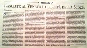 Veneto Scosia e Feltri