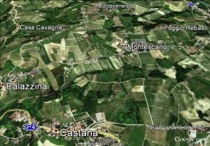 Castana Pavia