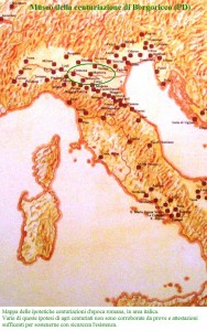 centuriazioni in area italica