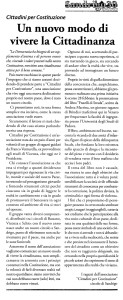 sandrigo e la costitusion taliana