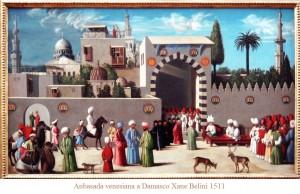 Anbasada venesiana a Damasco Joani Belini 1511 0