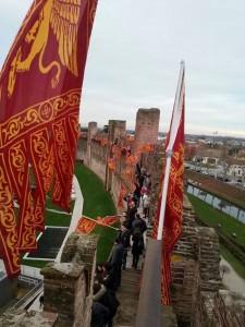 Bandera Veneta a Citadela
