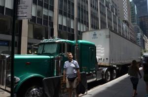 Camion meregan