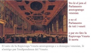 Parlamento venesian e no veneto