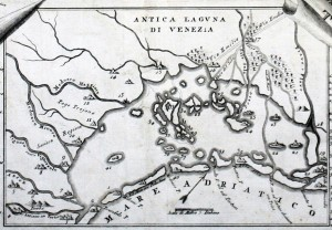 I fiumi de la lagouna