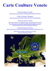 Carte de Coulture Venete