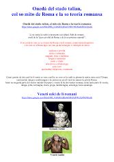 Onedà del stado talian e mito de roma