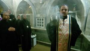Cristiani irakeni