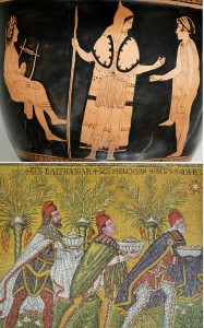 Orpheus -Thracians - Magi