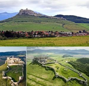 Castello di Spis -Slovacchia -Xll s.