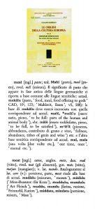 Mahl, meat 670