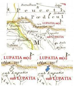Lago sub-Lupatia
