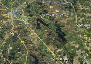 Marolles e Lisieux