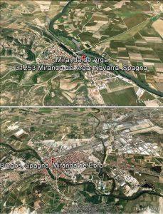 Miranda de Arga e Ebro