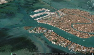 Sacca Fisola, Venezia